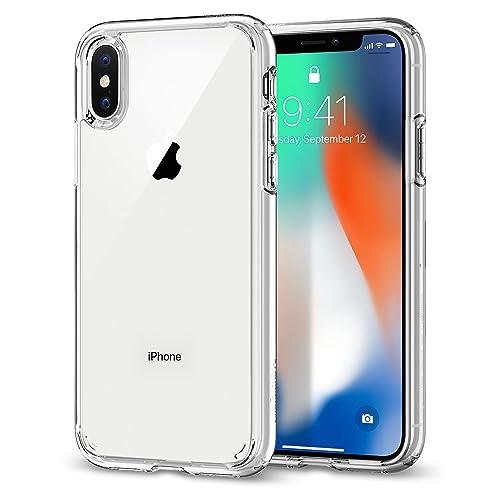 Spigen ウルトラ・ハイブリッド iPhone X