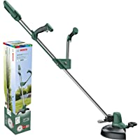 Bosch Cordless Line Grass Trimmer UniversalGrassCut 18 (Without Battery, 26 cm Cutting Diameter, 18 Volt System, in Box)