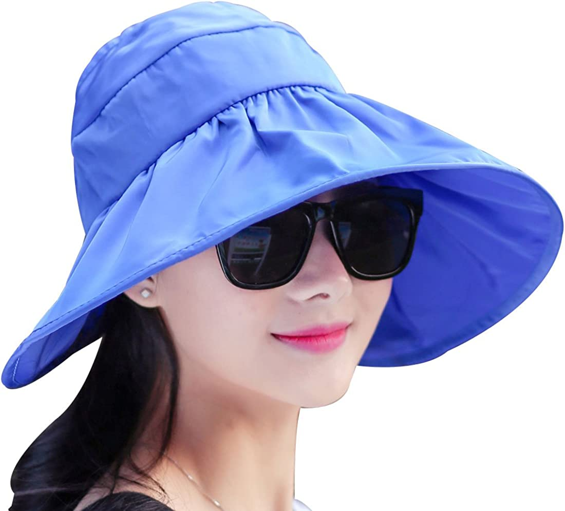 Summer Bill Flap Cap UPF 50 Cotton Sun Hat Neck Cover Cord for Women Protective Summer Hat Anti-UV Cycling Cap