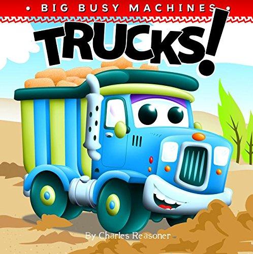 Trucks! (Big Busy Machines) pdf