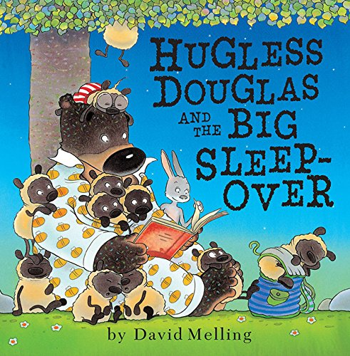 Read Online Hugless Douglas and the Big Sleepover ebook