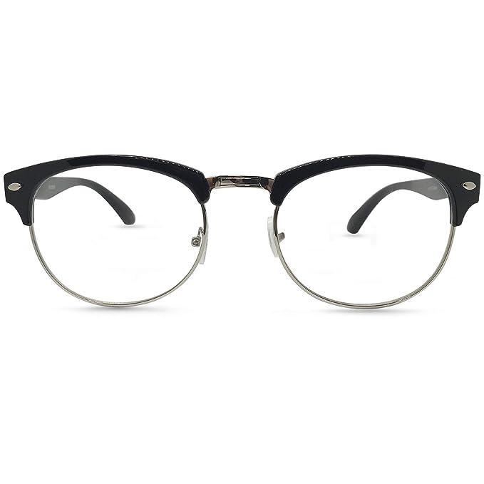 be2b36092ec Amazon.com  Cambridge Blended Bifocal Reading Glasses Set with Hard ...
