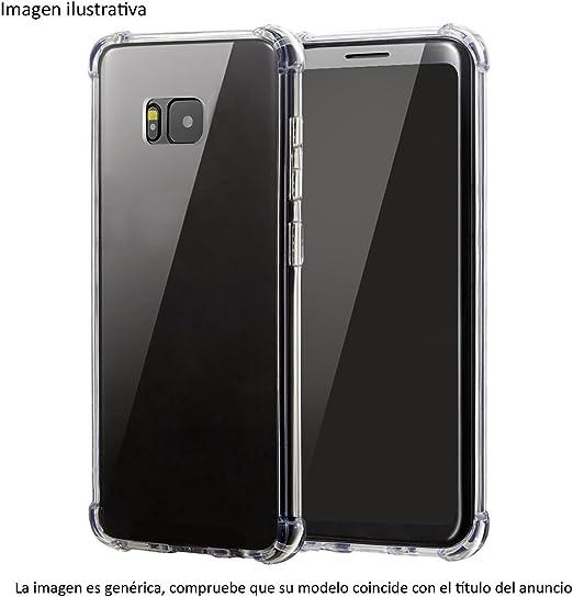 Tumundosmartphone Funda Gel TPU Anti-Shock Transparente para XIAOMI MI 5X / MI A1: Amazon.es: Electrónica