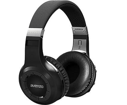 Avenzo AV628 Bluetooth Negro - Auriculares