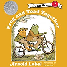 Frog and Toad Together Audiobook by Arnold Lobel Narrated by Arnold Lobel