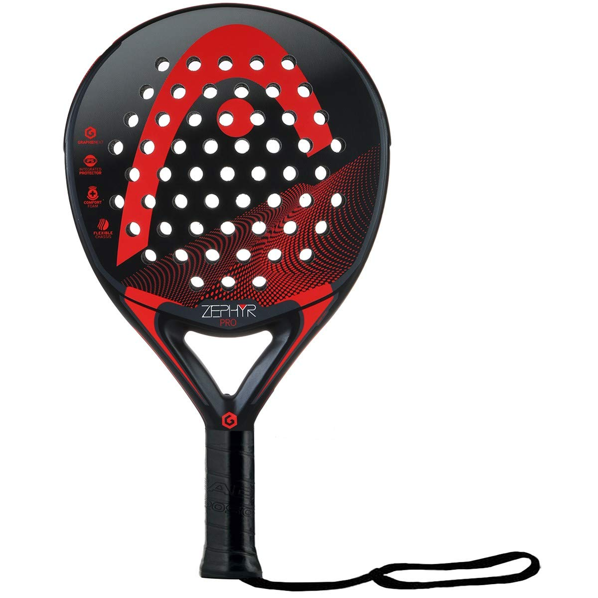 Amazon.com : HEAD PADEL Zephyr PRO with CB : Sports & Outdoors