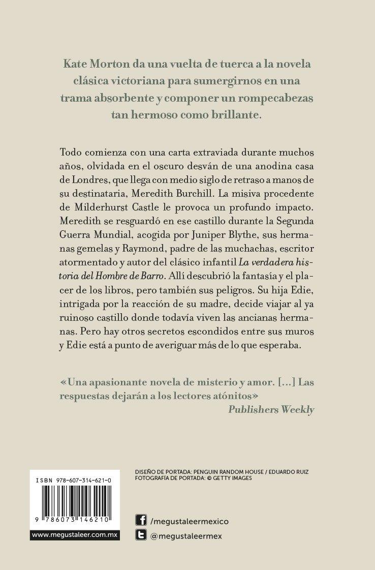 LAS HORAS DISTANTES: Amazon.es: Morton, Kate: Libros