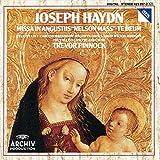 "Classical Music : Haydn: Missa in Angustiis ""Nelson Mass""; Te Deum"