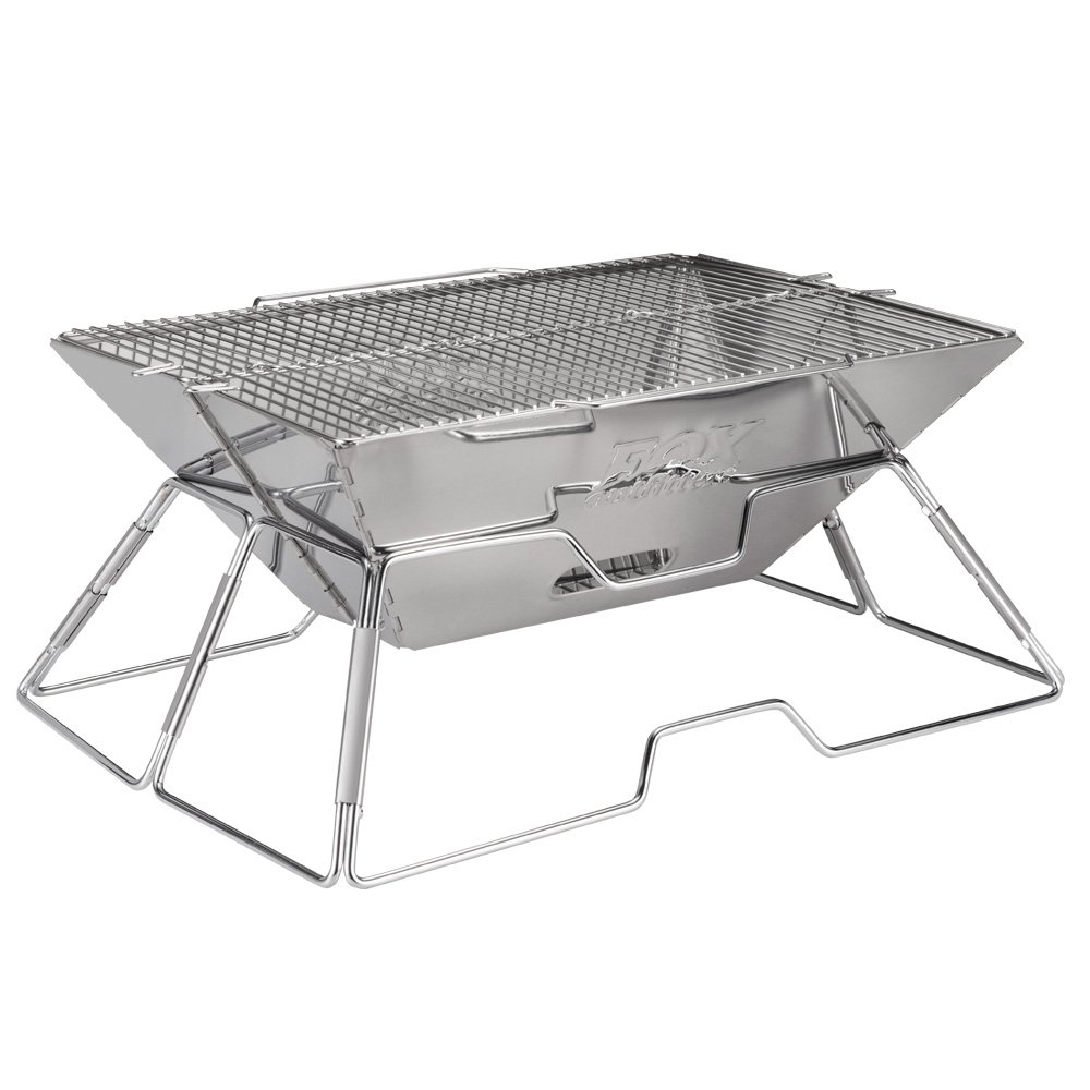 amazon com quick grill large original folding charcoal bbq grill