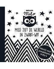 Milo ziet de wereld in zwart-wit