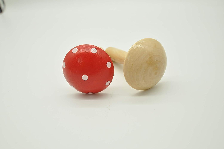 1PCS Removable Mushroom Darning Wood Darning Mushroom Darning Needle Sewing Thread Darning Egg for Adults /& Kids DIY A Handicraft Class Travel Home Darner New Style