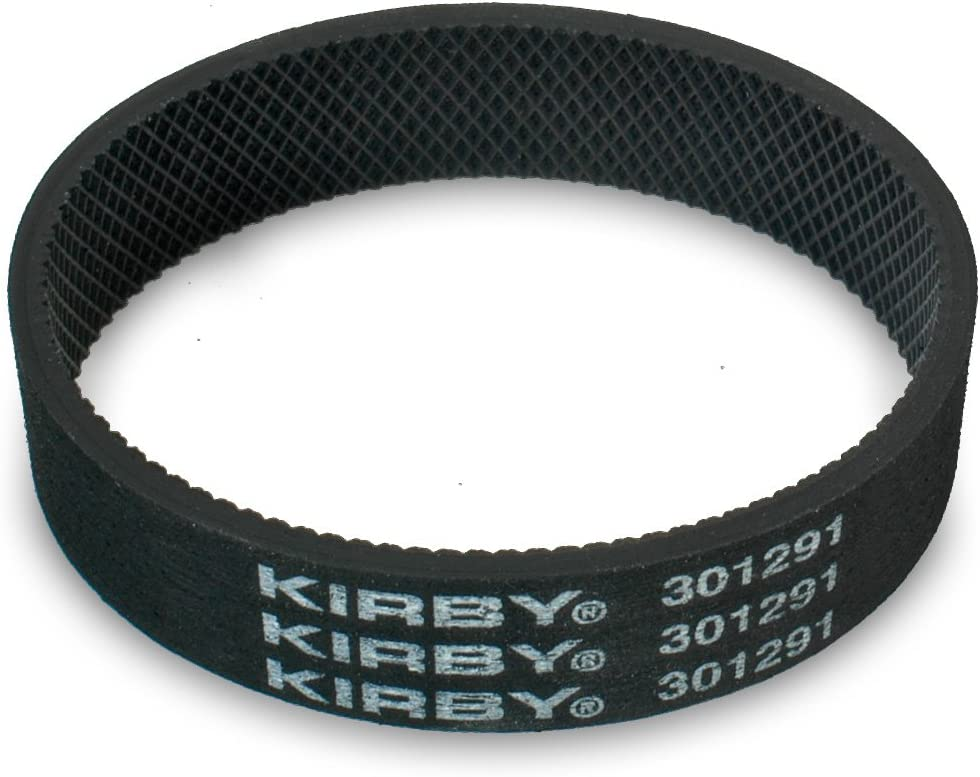 Kirby 301291G Belt-3pk 1cr/Sentria Ii, 3, Black