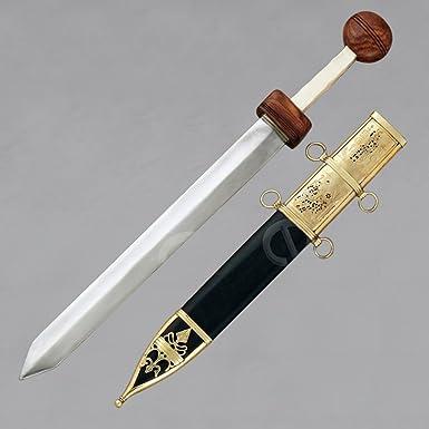 Amazon.com: Pompeya Gladius Romano espada – ah4211 deepeeka ...