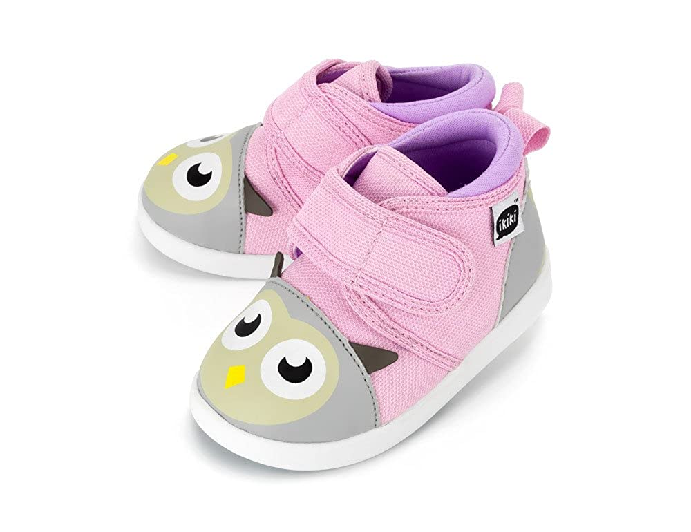 ikiki Squeaky Shoes for Toddlers w/Adjustable Squeaker, by