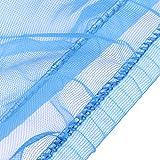 Onpiece Bird Cage Net cover, Nylon Mesh Bird Seed