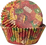 gummy bear party - Wilton 415-2866 36 Count Gummy Bears Baking Cups, Assorted