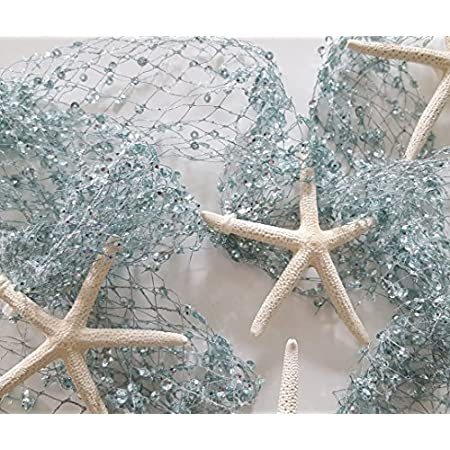 61P5reK4ziL._SS450_ Beachy Starfish and Seashell Garlands