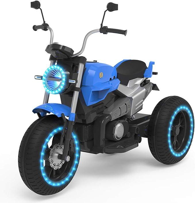 Amazon.com: Hoverheart Kids 3 Ruedas Eléctrico Tricycle Ride ...