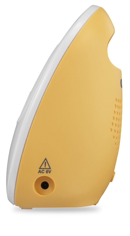 VTech DM111 Audio Baby Monitor with up to 1,000 ft of Range, 5-Level Sound Indicator, Digitized Transmission & Belt Clip by VTech (Image #9)