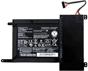 BOWEIRUI L14M4P23 (14.8V 60Wh 4050mAh) Laptop Battery Replacement for Lenovo IdeaPAd Y700 Y701 Y700-4ISK Y700-15ISK Y700-17ISK Y700-15ACZ Series Notebook L14S4P22 L14L4P23