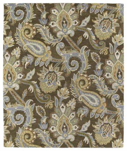 Kaleen Helena Turquoise Rug: Amazon.com: Kaleen 3204-49-810 Helena Collection Hand