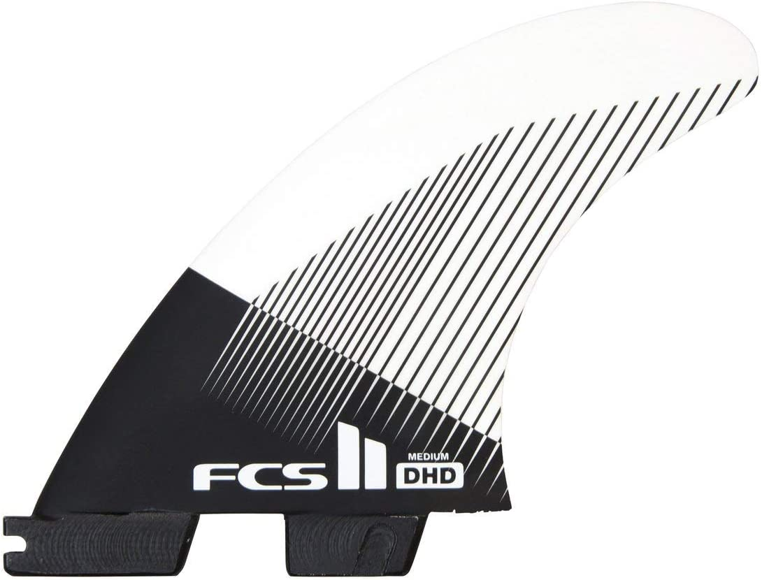 FCS II DHD Tri-Quad Set 5 Fin