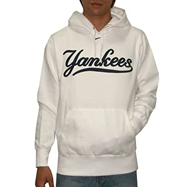 buy popular 01616 294f0 MLB New York Yankees Mens Heavy Weight Hoodie with ...