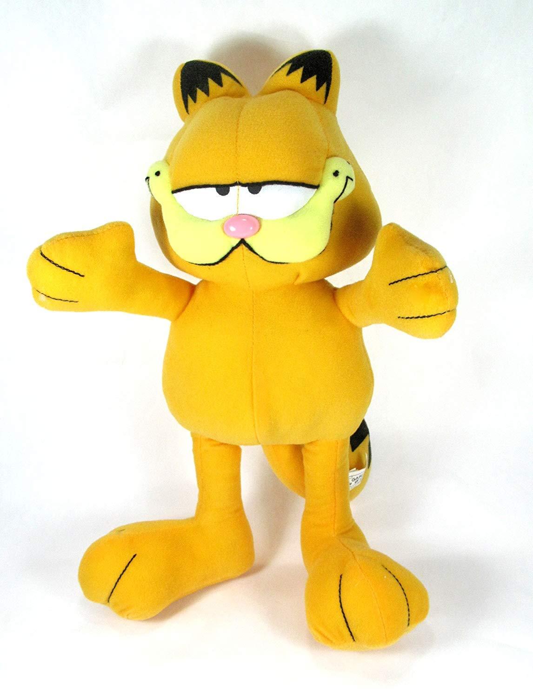 Large 12 Garfield Cat Plush Stuffed Animal New Licensed Toy