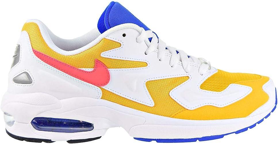 Nike Air Max2 Light University Gold Flash Crimson AO1741 700