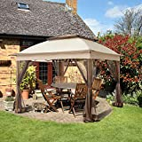 COOL Spot 11'x11' Pop-Up Gazebo Tent Instant with