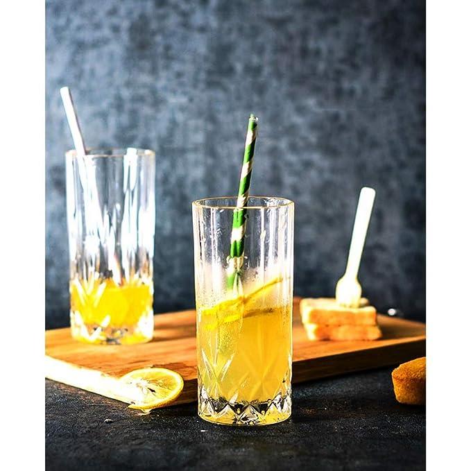 MIAO. Cristal Grabado, Cristal de Whisky, Fiesta y hogar, una Taza ...
