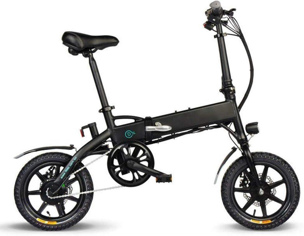 Lanceasy Bicicleta Eléctrica Plegable, Aleación de Aluminio Ligera Plegable Tres Modos de conducción para Mujeres Hombres, Pantalla LED, 250w, Entrega en 3 a 7 días