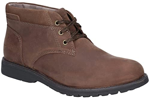 Hush Puppies Beauceron Plain Toe Chukka, Botas Hombre: Amazon.es: Zapatos y complementos