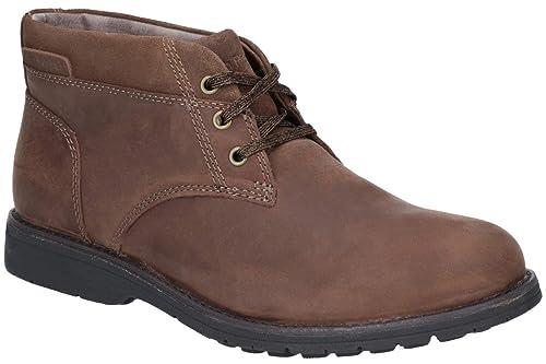 Hush Puppies Beauceron Plain Toe Chukka, Botas Hombre: Amazon.es: Zapatos y complementos