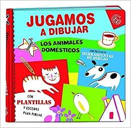 Los Animales Domésticos. Jugamos A Dibujar: Amazon.es: Clima, Gabriele, Francella, Gloria, PANINI ESPAÑA: Libros