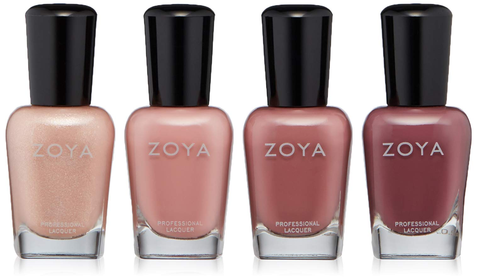 Amazon.com: ZOYA Mini Color Lock System Manicure Kit