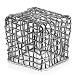 Modern Day Accents Tejido Square Weave Stool