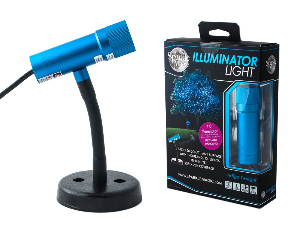 Sparkle Magic Blue Laser Light 4.0 Series, Landscape Laser Lights, Christmas Laser Lights