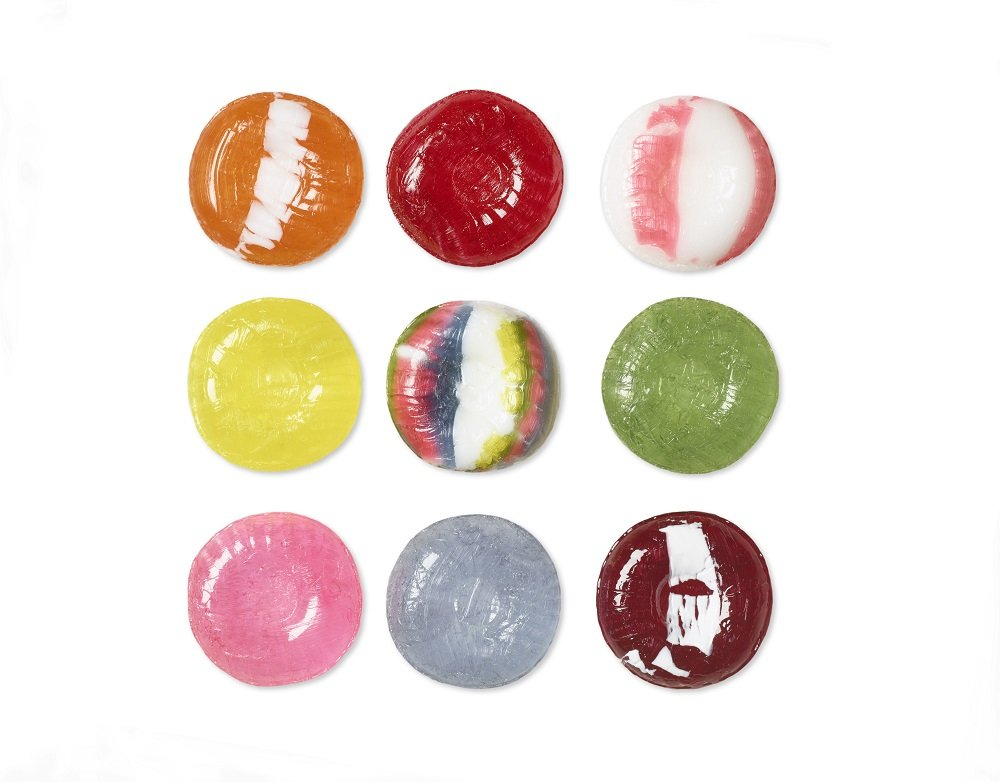 Dr. John's Inspired Sweets Ultimate Hard Candy Collection, Sugar Free Hard Candies (1 Lb)