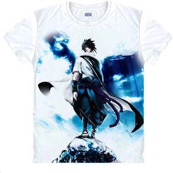 TSHIMEN Camisetas Hombre Escalada Naruto Camiseta One Piece ...