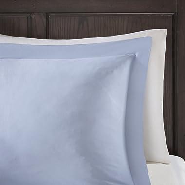 Madison Park Sarasota Microcell Down Alternative Comforter Mini Set Blue King/Cal King