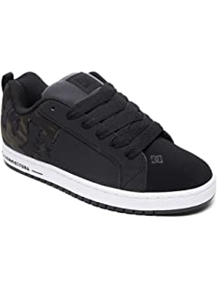 Da Shoes Ginnastica Court Uomo M Dc Scarpe Graffik Misura Se XaRSRn