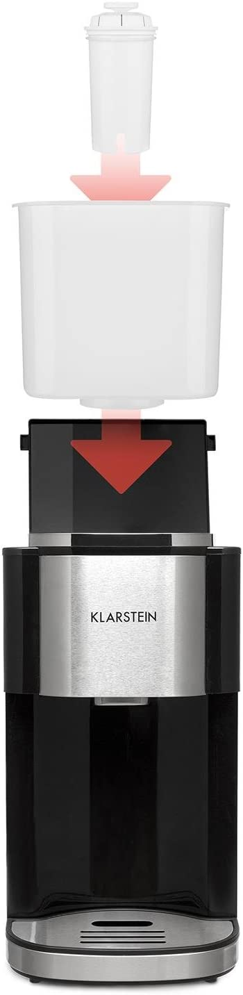 Klarstein Hotcano - Dispensador de Agua Caliente, Calentador de ...