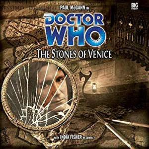 Doctor Who - The Stones of Venice Audiobook