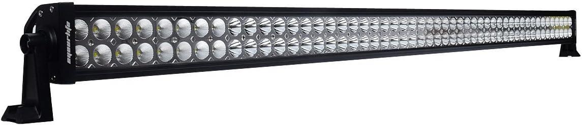 Eyourlife Curved Light Bar Truck Light Bar Off Road Light Bar Led Light Bar Led Work Light Bar 52 300W ATV UTV TRUCK 4x4 Jeep SUV