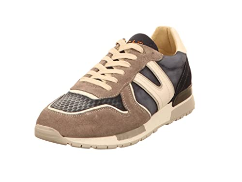 61c5e40a345 Van Lier Men s Lace-Up Flats Blue Blue 5 Blue Size  9 UK  Amazon.co.uk   Shoes   Bags