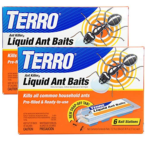 TERRO T300B  2-Pack Liquid Ant ()