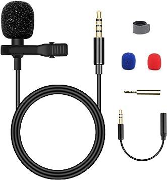 Micrófono Blusmart, de condensador omnidireccional, para ...