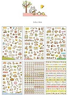 Novsix 16 Pack Emoji Sticker Set, Instagram, Facebook ...
