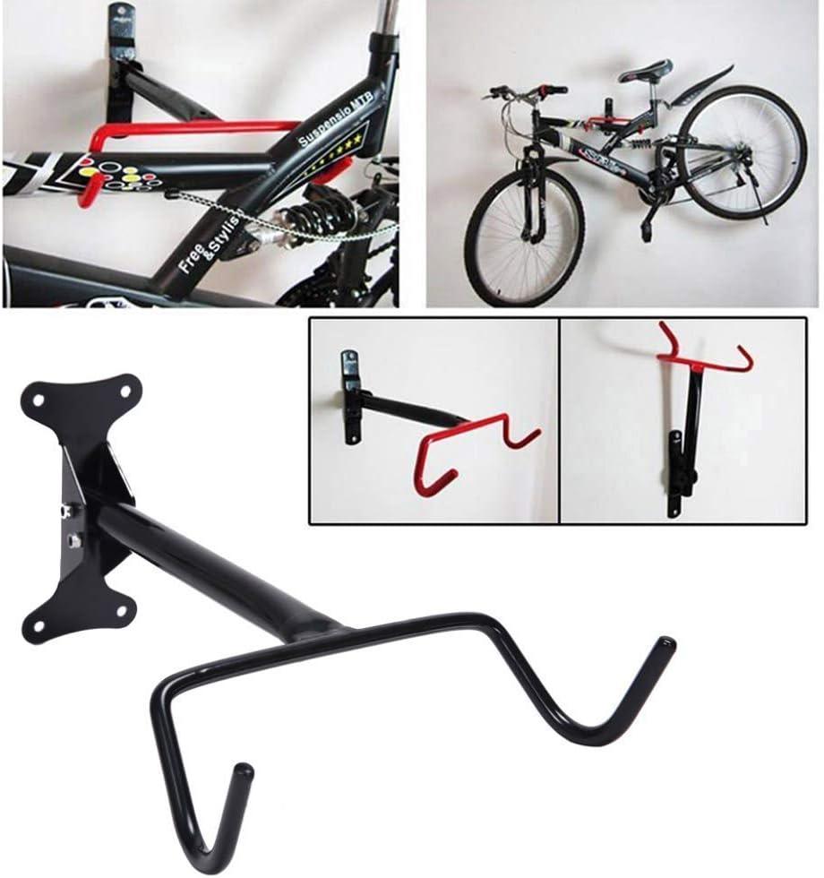 YOSLOL Bicicleta Pared, para Colgar, Ahorra Espacio, práctico y ...